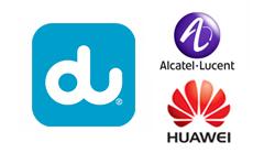 Du Huawei Gpon (FTTH) & Du Alcatel Gpon (FTTH)