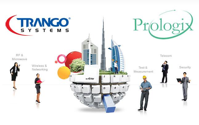 Gitex With Trango Systems