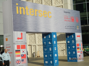 Intersec trade fair and conference 2013