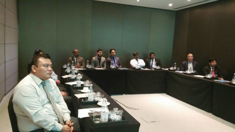 Prologix-Cisco Roadshow Series @ Armani-The Burj Khalifa