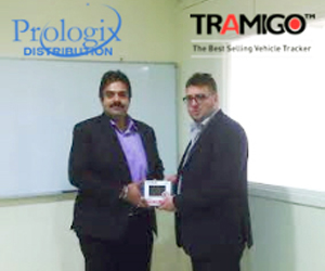 Prologix signs an agreement with Tramigo - Market Leader in Vehicle Tracking Software