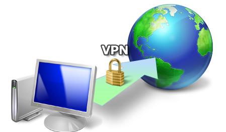 Secured VPN Based Wireless