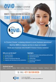 Avid Contact Center