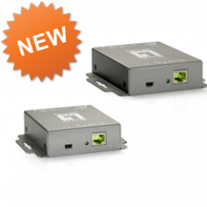 LevelOne is all set to launch Digital Signage Audio Video Extender HVE-9005 in the global market