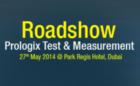 Prologix Test and Measurement Roadshow on 27th May