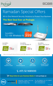 Ramadan Special Offers - The Best Deal Ever at Prologix