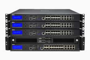 Supermassive 9000 Network Security Appliance Series