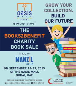 The Books to Benefit Charity Book Sale