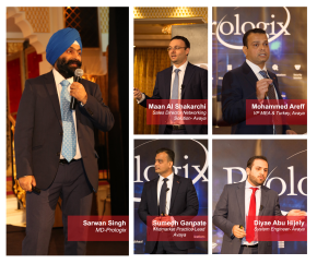 The Prologix- Avaya- Fluke - CIO Meet