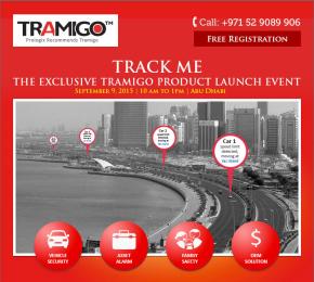 TRACK ME- Prologix Tramigo Event